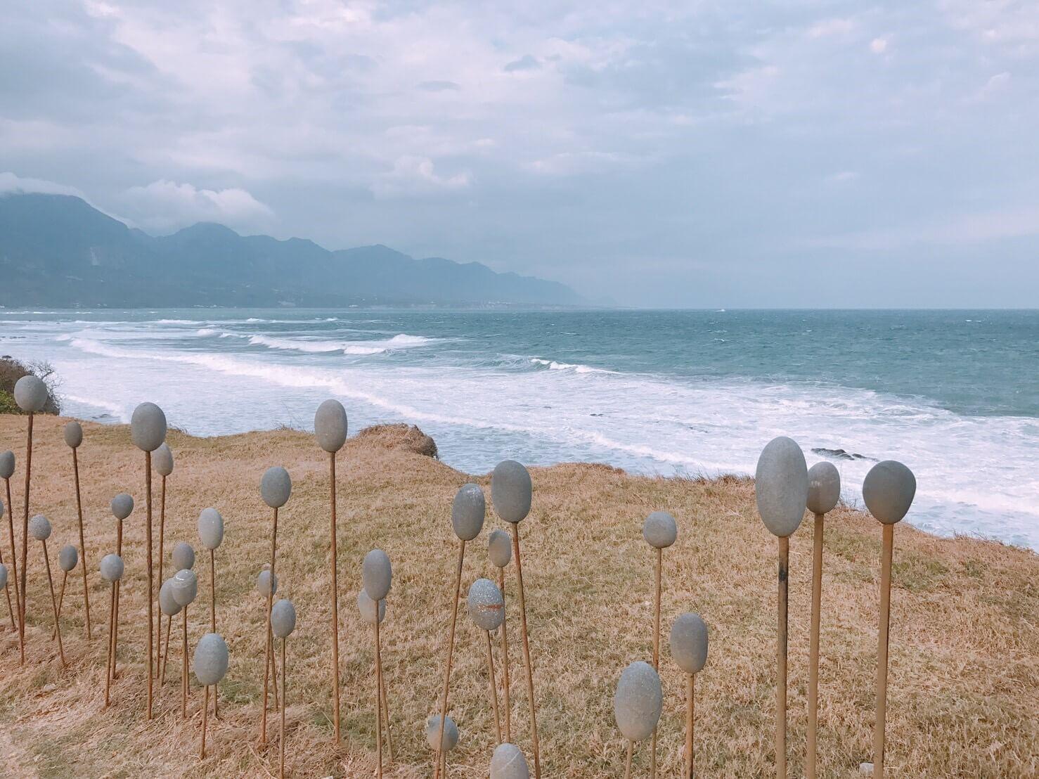 加路蘭有結合自然與創意的海洋風情。Photographer / Penny