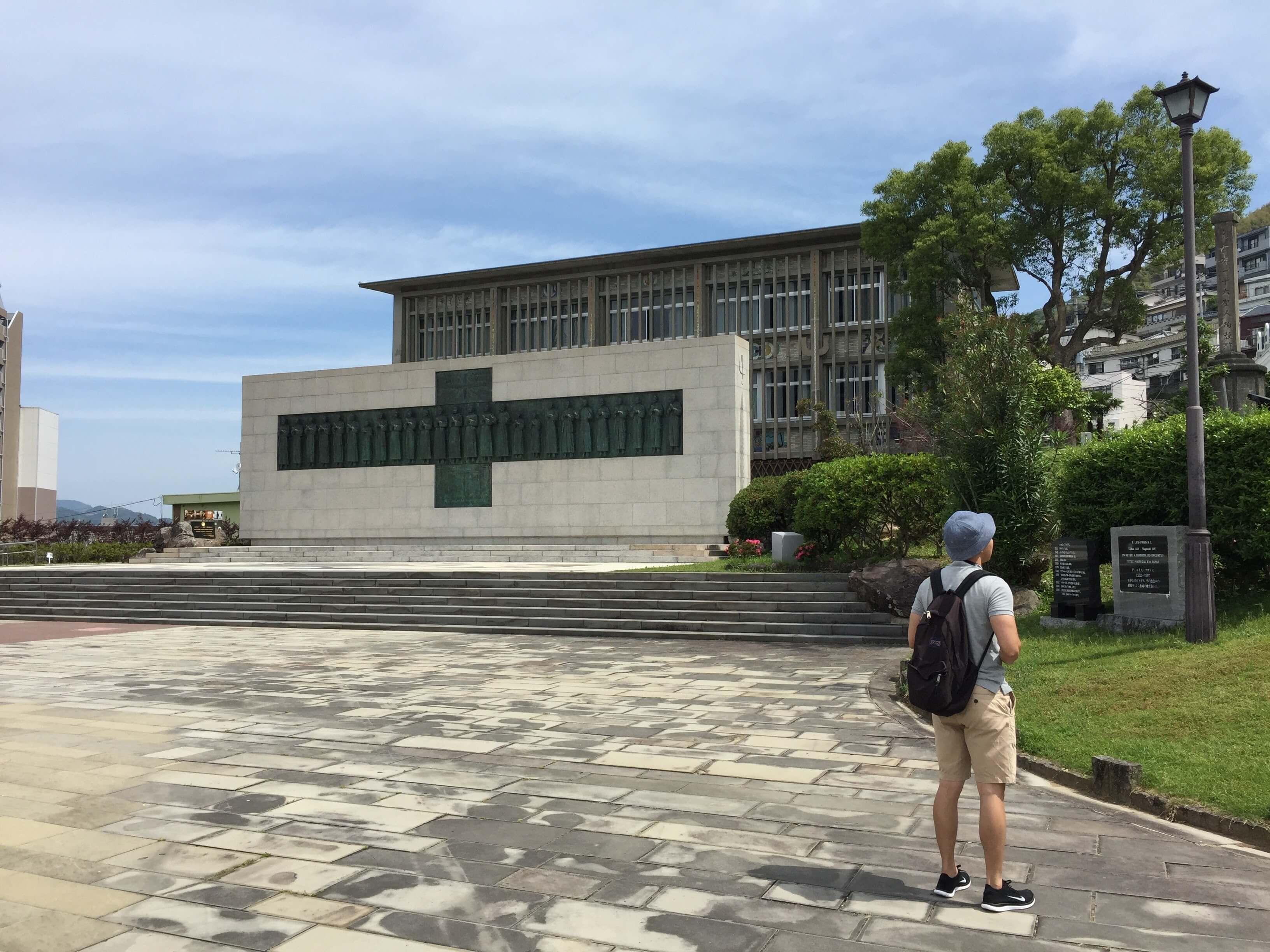 日本二十六人紀念館。