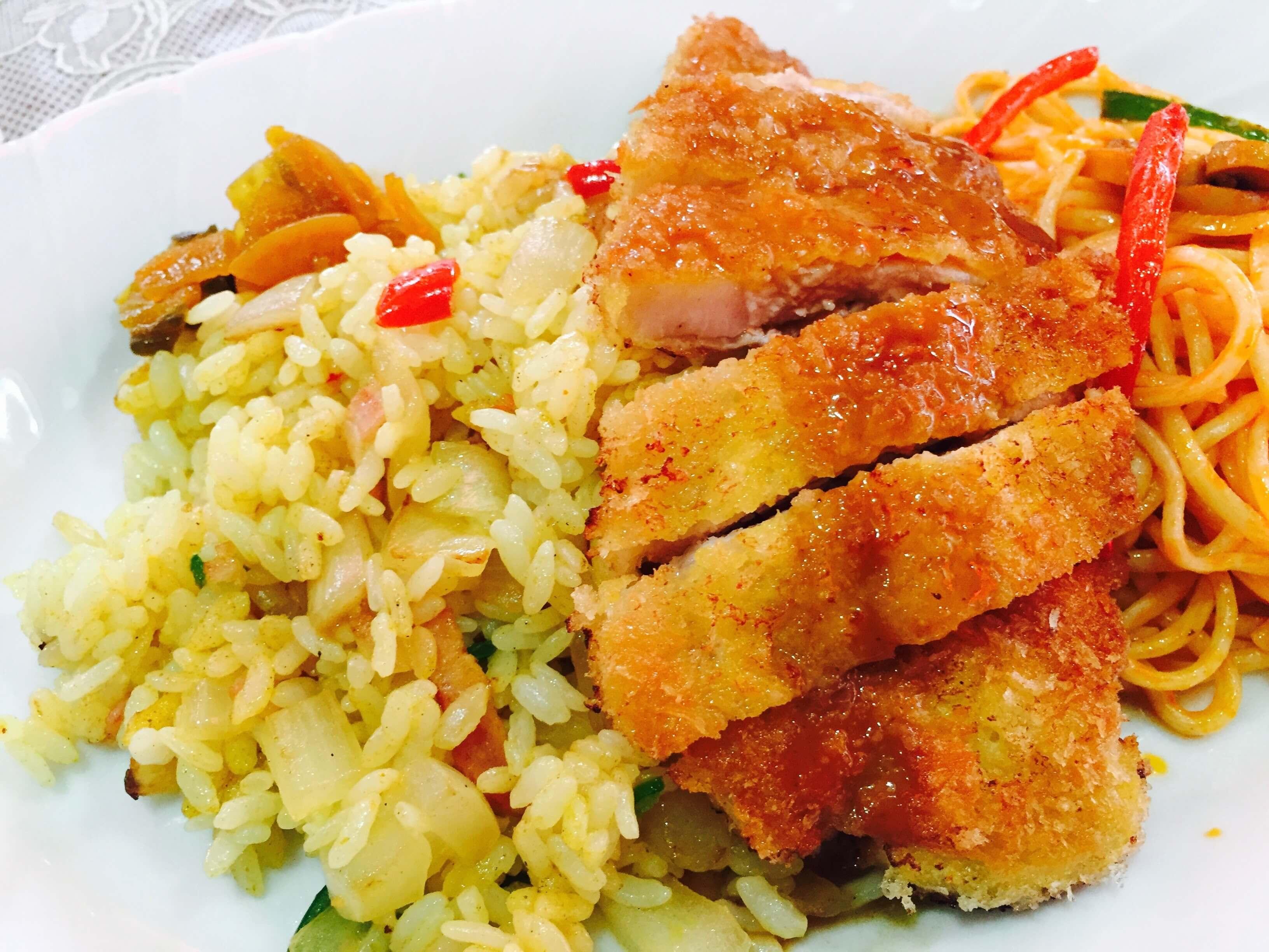 長崎土耳其飯。