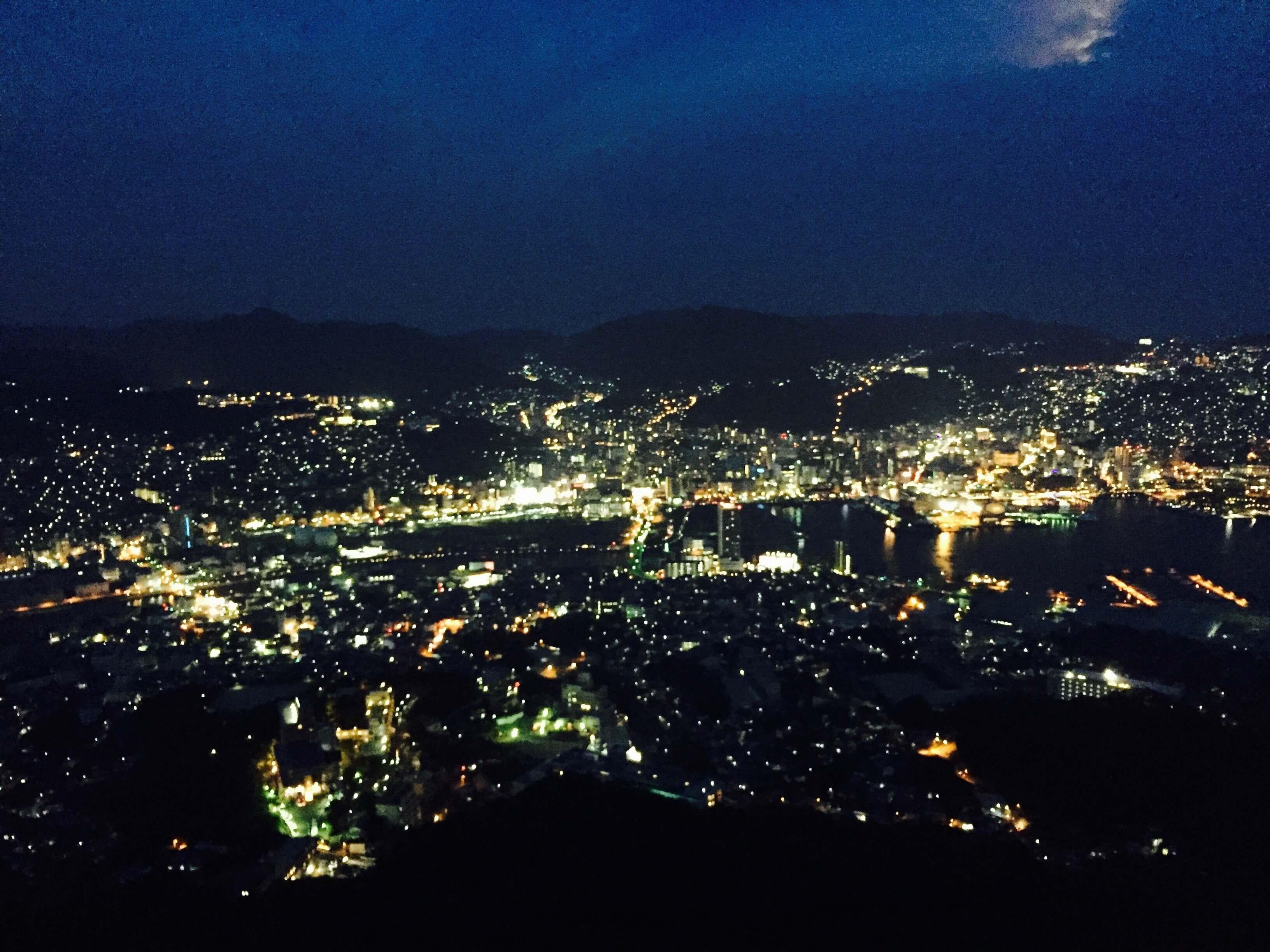 新日本三大夜景。