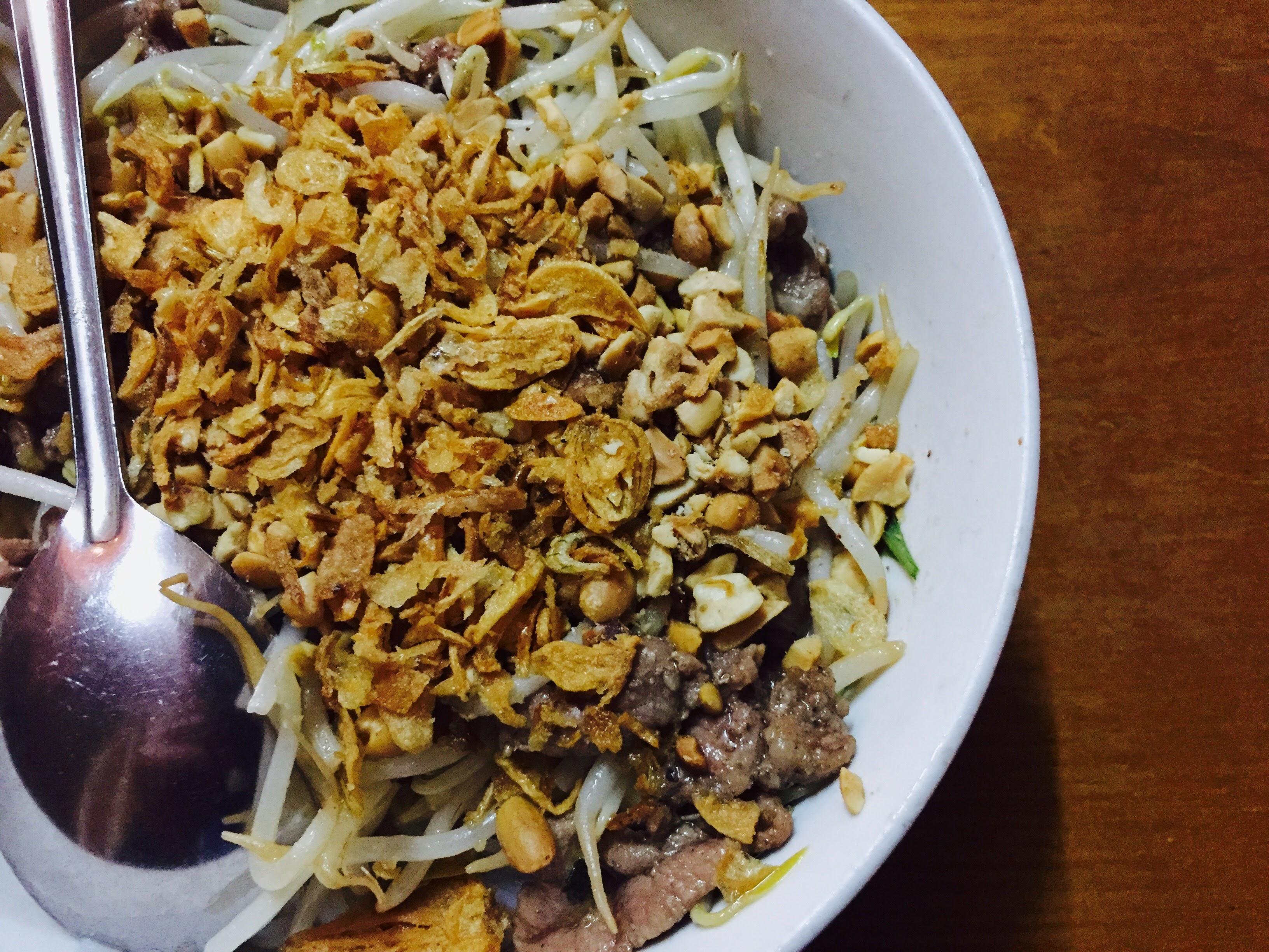 越南必吃 : 越南米線