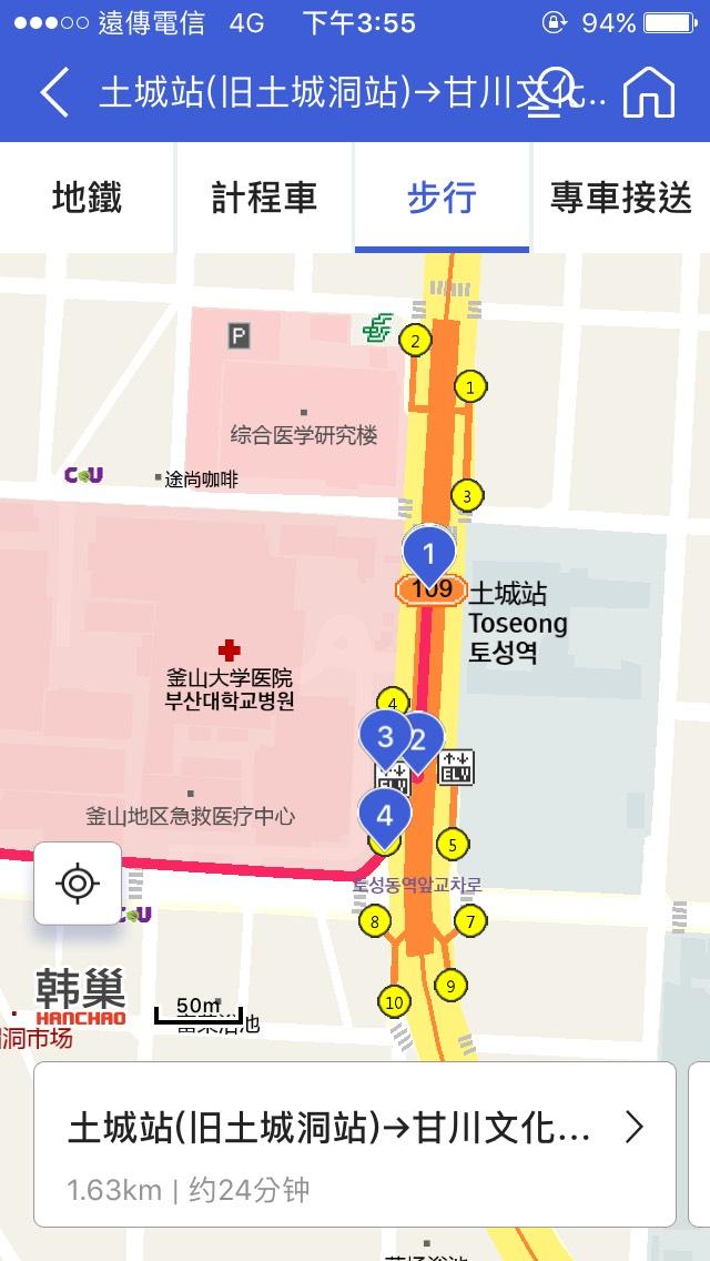 圖片來源:韓巢地圖