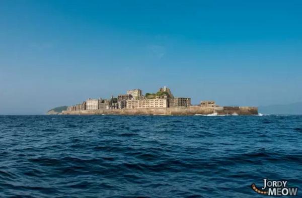 長崎幽靈島