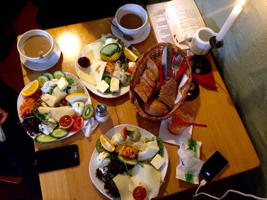 【 法蘭克福餐廳推薦 】德國人都吃這幾家! 從早餐到晚餐,都幫你整理好了!