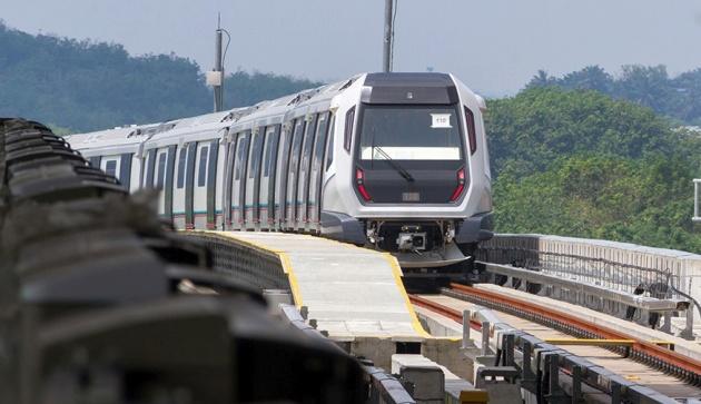 吉隆坡交通 :地鐵 MRT