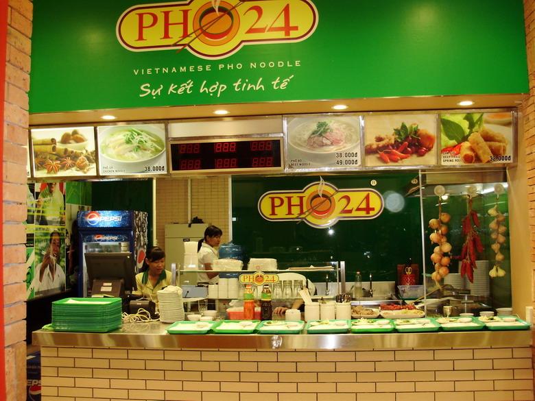 越南河粉推薦 : Phở 24