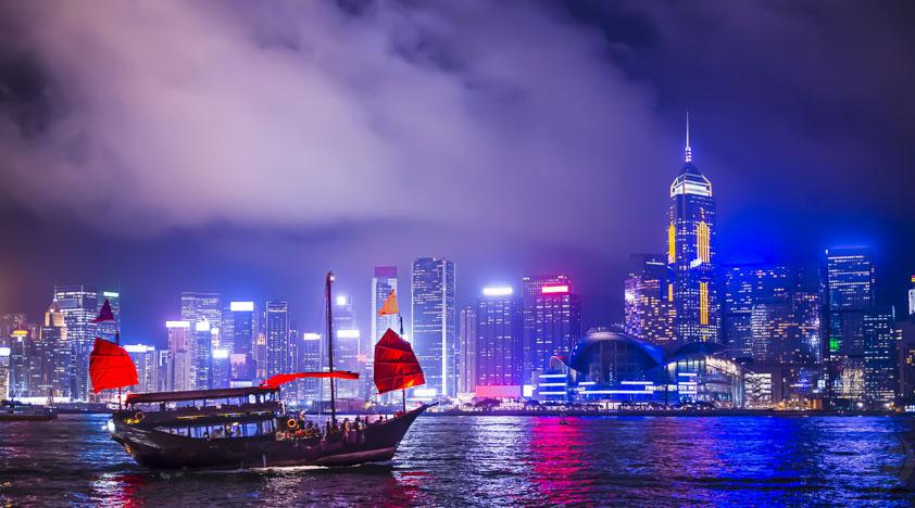 HK AquaLuna Cruise Night 3