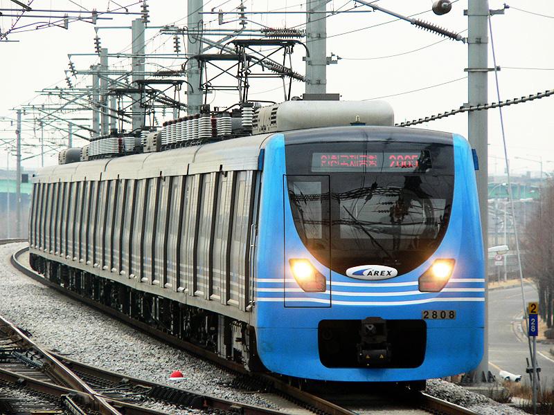 Seoul Airport Train AREX
