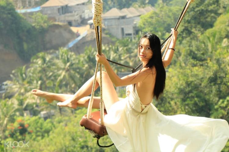 Bali Swing In Ubud Klook