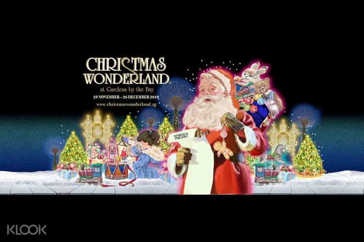 บัตรเข้างานเทศกาลคริสต์มาส วันเดอร์แลนด์
