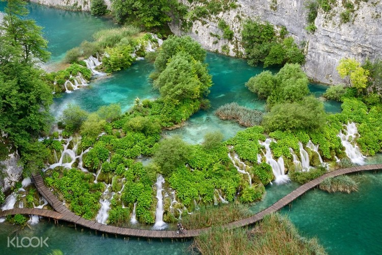 Plitvice Lakes National Park and Rastoke Day Tour from Zagreb ...