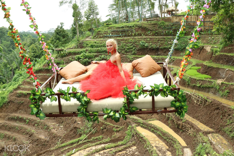 Aloha Ubud Swing Ticket In Bali Indonesia Klook