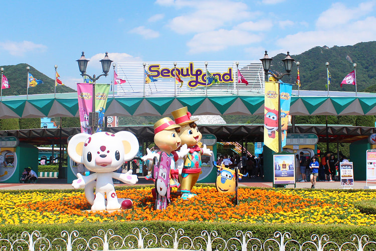 Seoul Land and Seoul Zoo Admission Ticket - Klook US