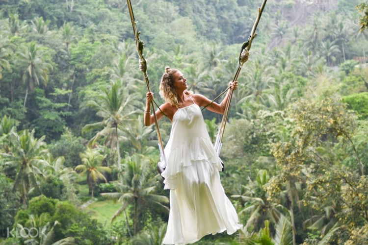 Bali Swing Ayung River Rafting And Ubud Tour With Massage Experience In Bali Indonesia Klook Canada