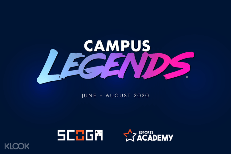 Campus Legends 2020 Mobile Legends Klook Malaysia