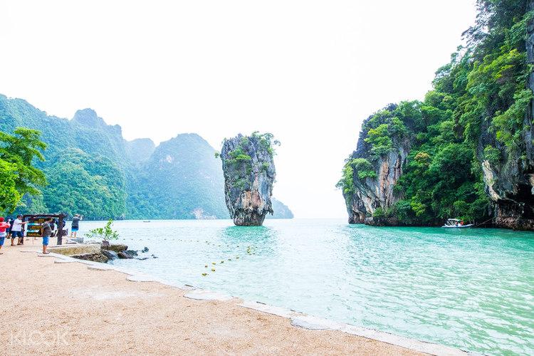 Krabi Departure James Bond Island Speedboat Tour Klook