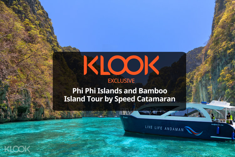Phi Phi Islands And Bamboo Island Tour From Krabi Thailand