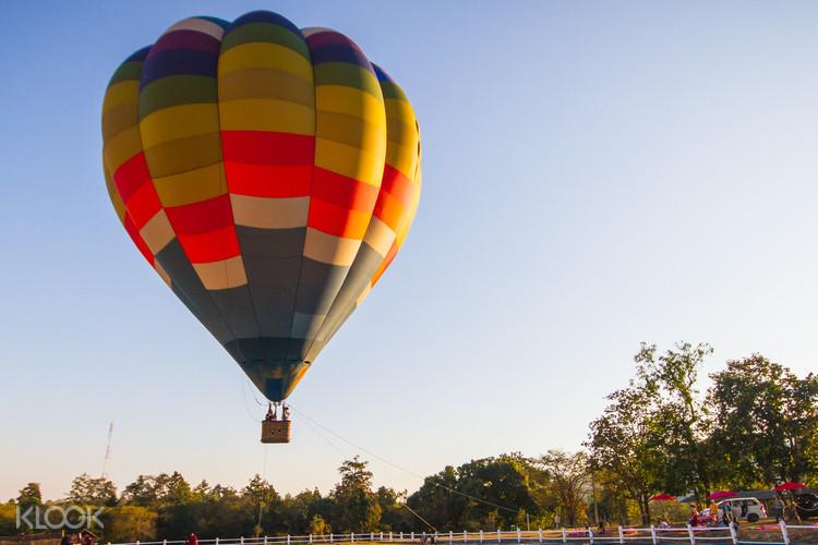 Orlando Hot-Air Balloon Ride Prices