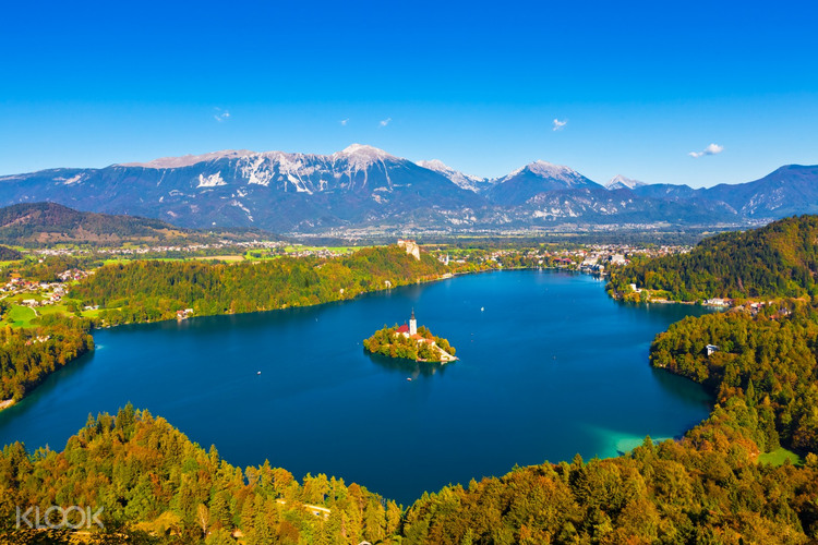 Lake Bled And Radovljica Day Tour With Lunch From Ljubljana