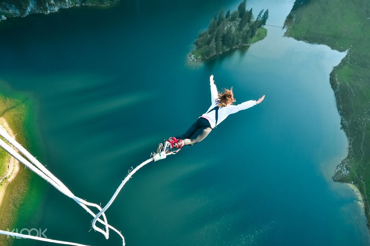 Bungee Jumping.Bungy Jump Stockhorn Experience From Interlaken Klook Us