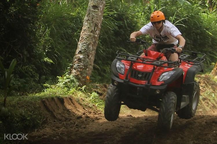 Atv Quad Bike Adventure Bali