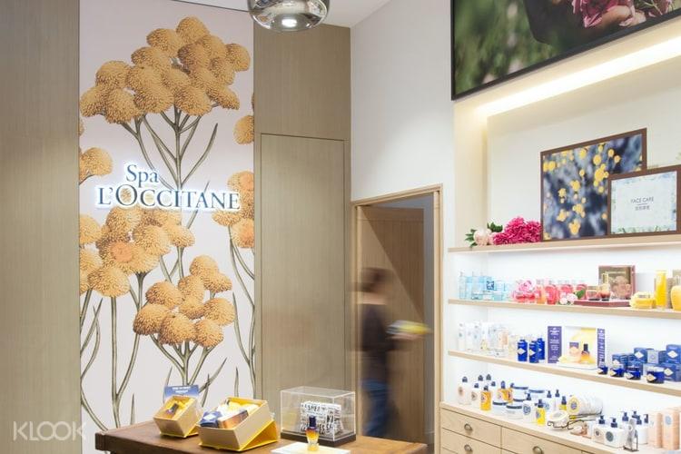 Spa L Occitane Treatments In Wan Chai Klook