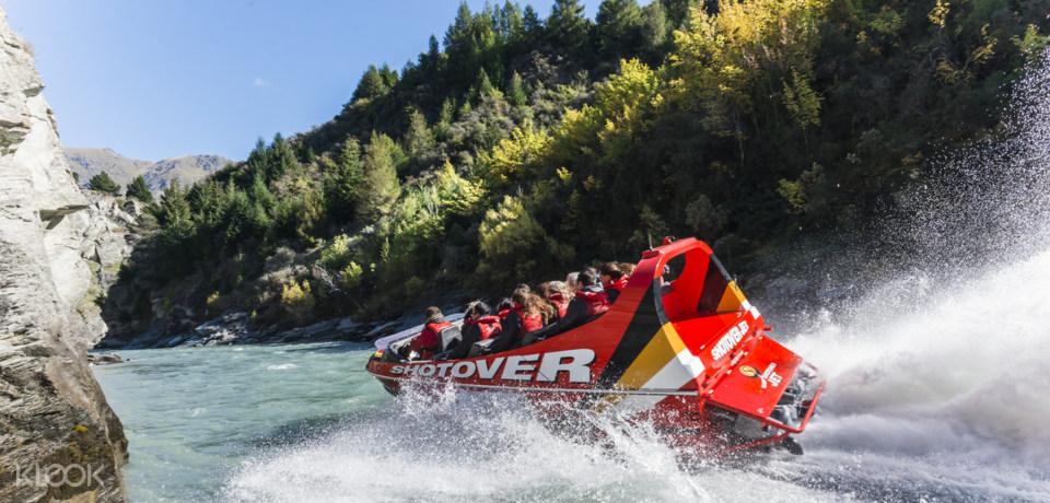 Shotover Jet Boat Ride