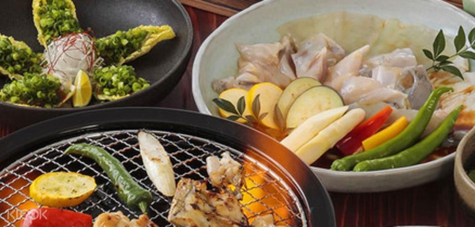 Nagano Guenpin (Puffer Fish) Specialty