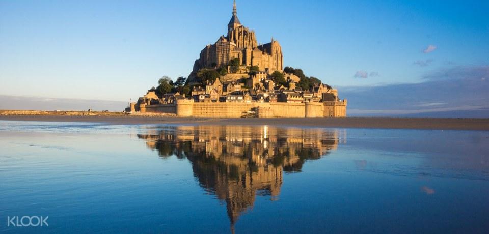 2D1N Mont Saint-Michel & Loire Valley Tour