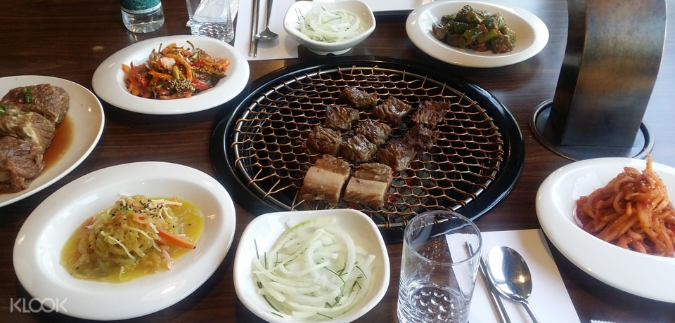Assorted Grilled Beef