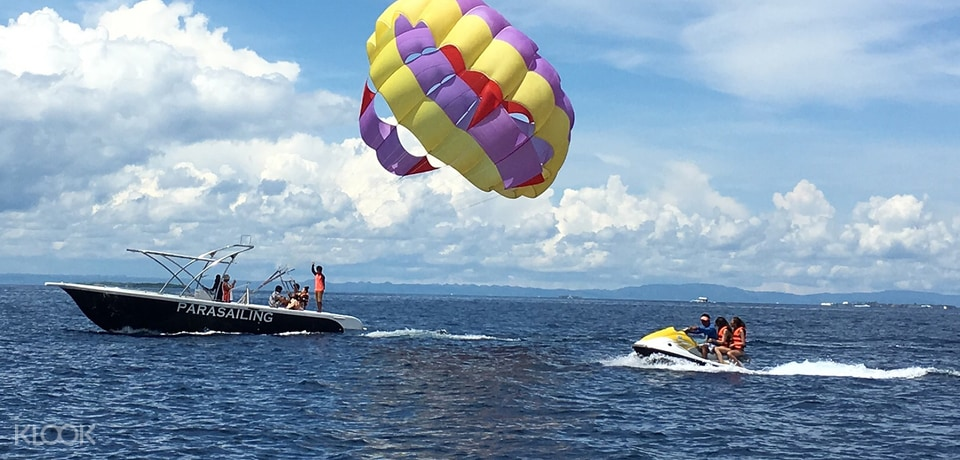 Mactan Water Sports Activities