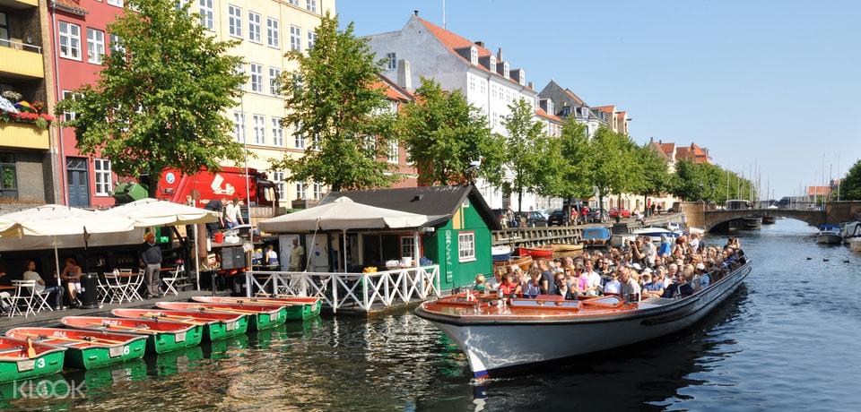 Danish Embassy: Copenhagen Canal Tour