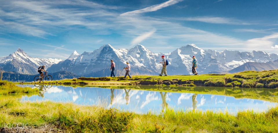 Grindelwald and Interlaken