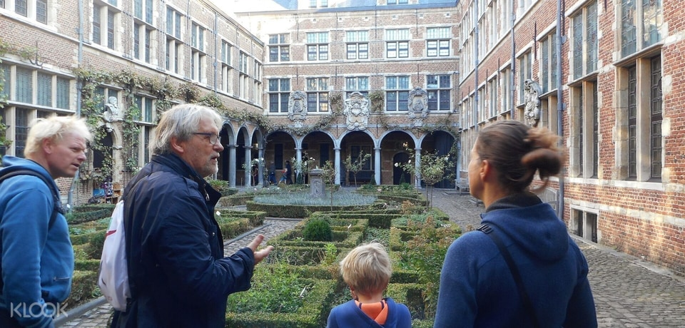 Antwerp Historic Walking Tour