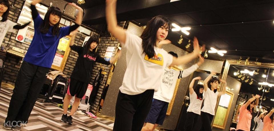 Seoul Itinerary: KPop Dance Class