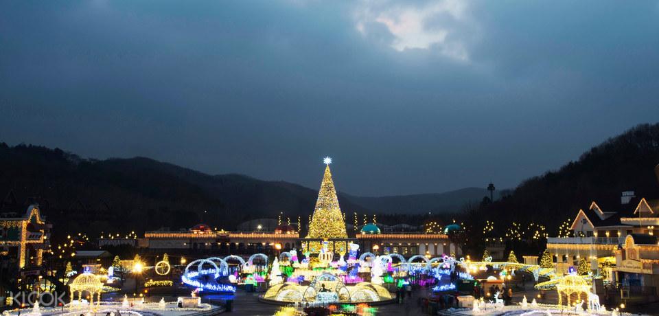 Seoul Itinerary: Everland Park