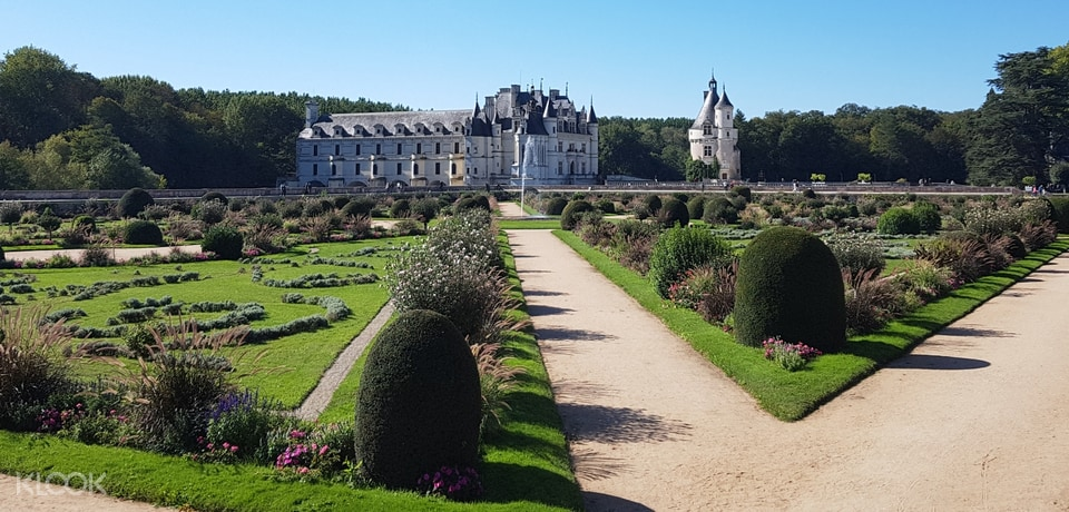 Tour from Tours or Amboise
