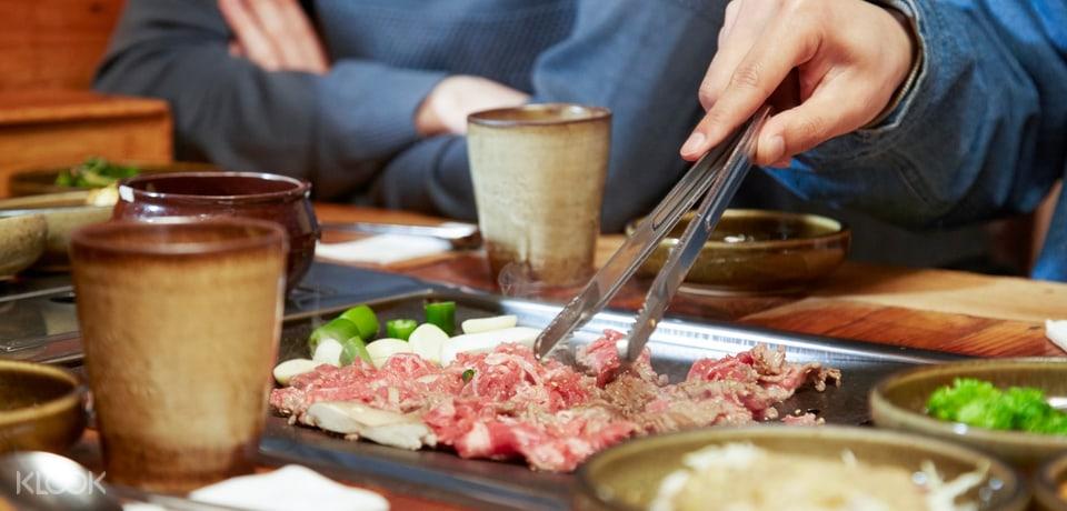 Korean Food Walking Tour