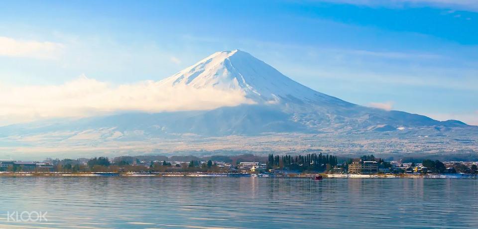 Mount Fuji Classic Tour