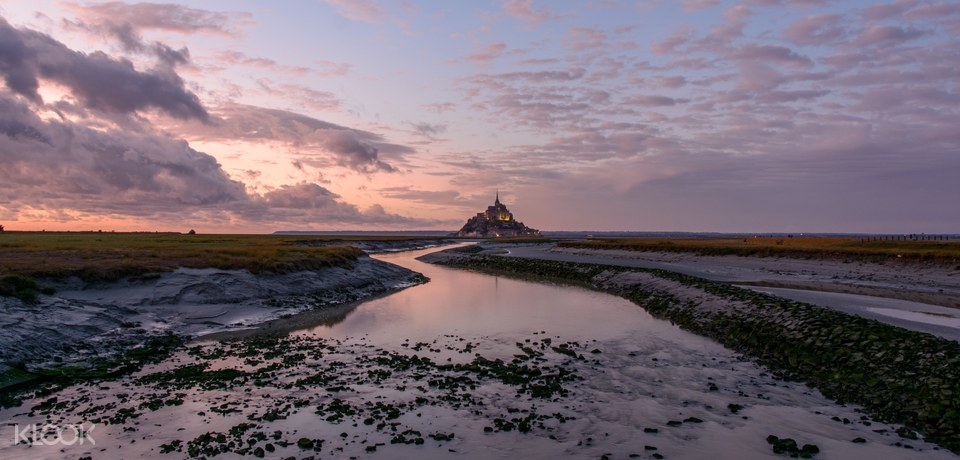 Mont Michel Full Day Tour from Paris