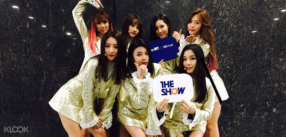 """SBS MTV """"The Show"""" Package"""