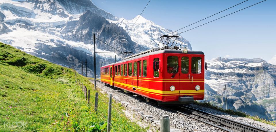 Switzerland Embassy : Jungfraujoch Day Tour
