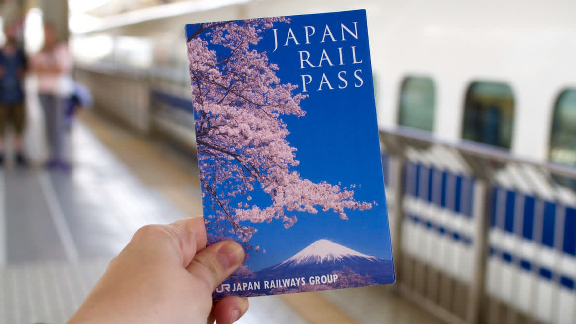 Japan By Rail Book