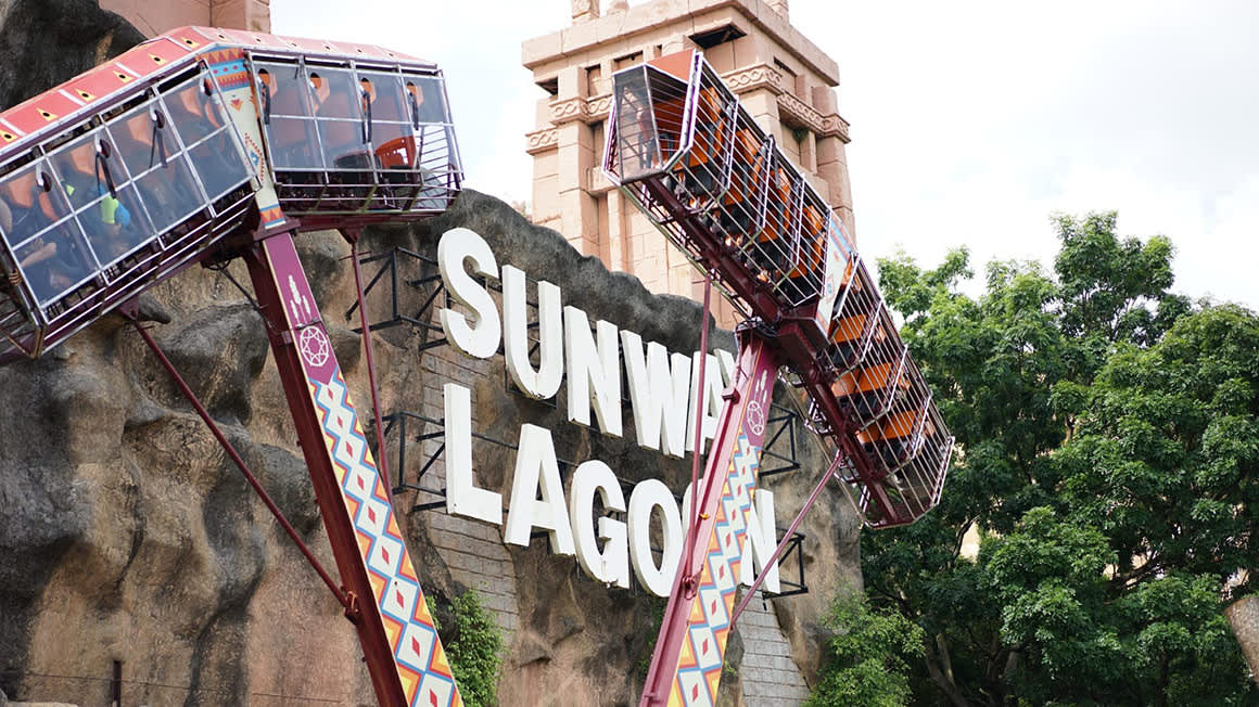 The Klook Guide To Sunway Lagoon - Klook