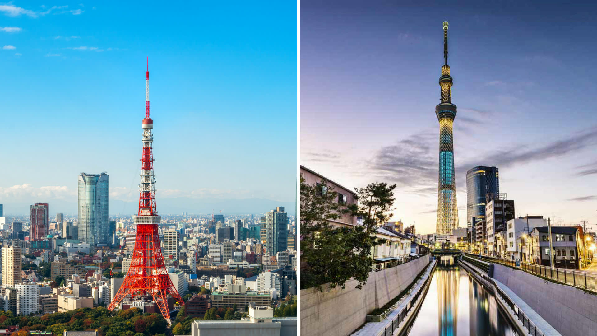 Tokyo Tower VS Tokyo SkyTree – What's The Difference? - Klook