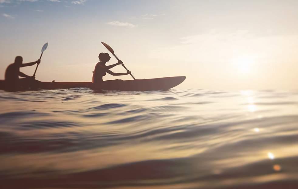 划獨木舟深探西貢自然景觀