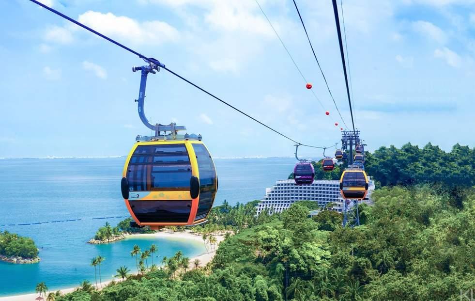 新加坡纜車遨遊券