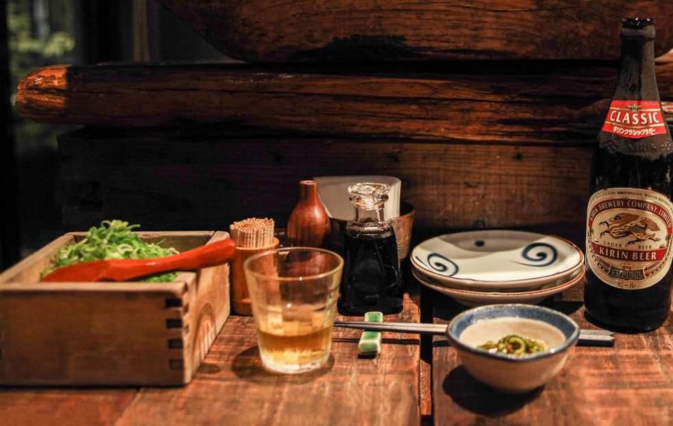 午後日式居酒屋料理學堂