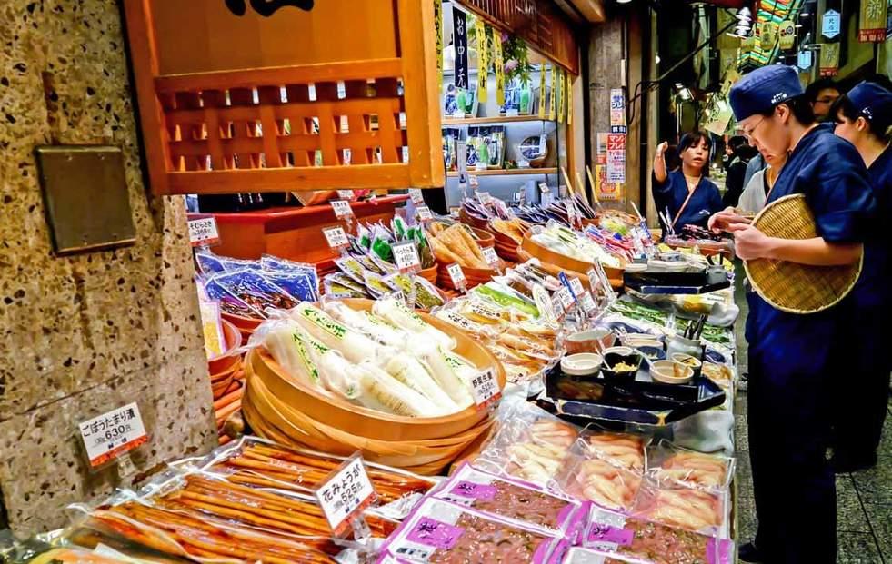 錦市場與寺町通私人導覽