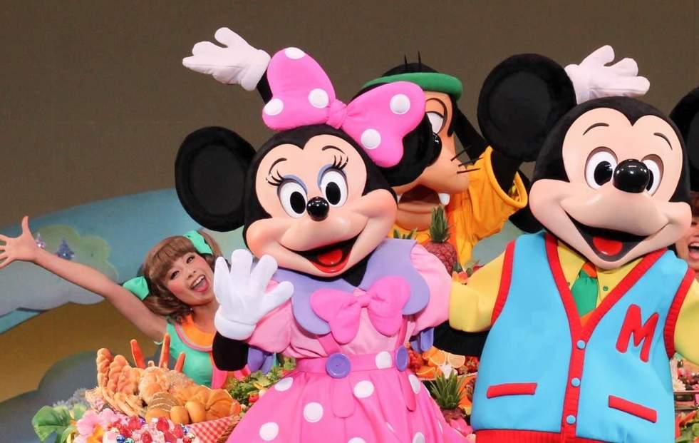 東京迪士尼樂園一日電子門票
